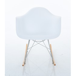 Baby chair, with PP seat & back and wood legs