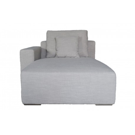 Left-arm corner sofa