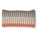 ALIS knitted cotton cushion