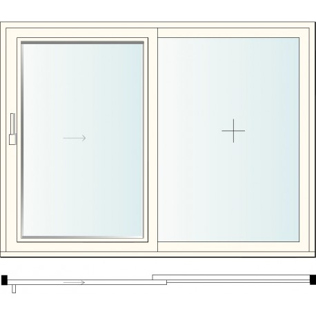 II E SLIDING WINDOW + FIXED WINDOW