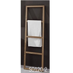 Solid wood Clothes rack