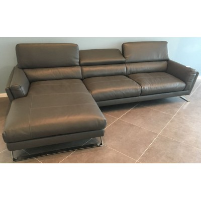 Sofa, 3 SEATER(RAF)+CHAISE LUNGE(LAF)